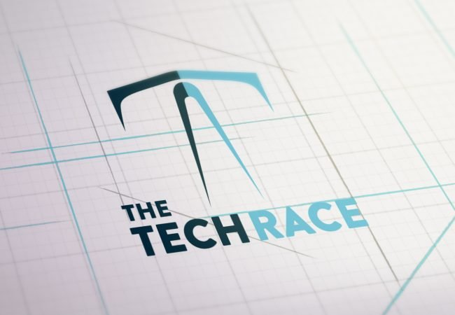 The Tech Race – Logo Design
