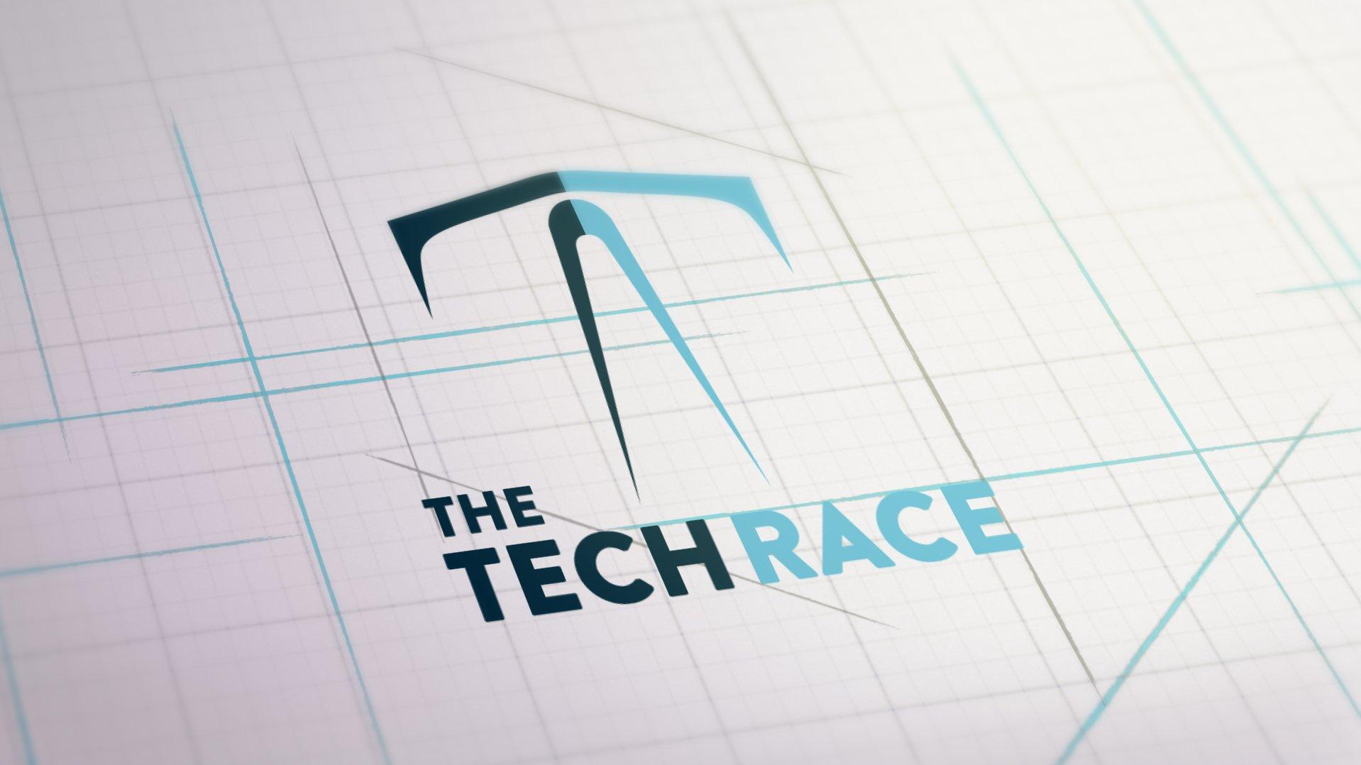 The Tech Race – Logo Design